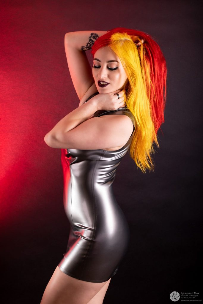 Goddess Lilith Domme Latex